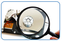 Hard drive & data retrieval services from Damron Investigations